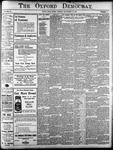 Oxford Democrat: Vol. 85, No.37 - September 16,1919