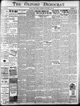 The Oxford Democrat: Vol. 85, No.38 - September 23,1919
