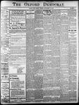 The Oxford Democrat: Vol. 85, No.39 - September 30,1919