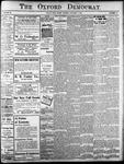 The Oxford Democrat: Vol. 85, No.40 - October 07,1919