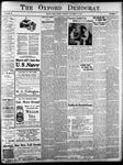 The Oxford Democrat: Vol. 85, No.41 - October 14,1919