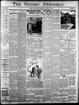 Oxford Democrat: Vol. 85, No.42 - October 21,1919