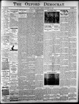 Oxford Democrat: Vol. 85, No.47 - November 25,1919