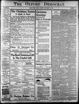 Oxford Democrat: Vol. 85, No.50 - December 16,1919