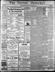 Oxford Democrat: Vol. 85, No.51 - December 23,1919