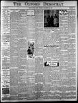 The Oxford Democrat: Vol. 85, No.52 - December 30,1919