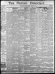 Oxford Democrat: Vol. 85, No.2 - January 13, 1920