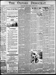 Oxford Democrat: Vol. 85, No.3 - January 20, 1920