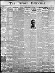 Oxford Democrat: Vol. 85, No.6 - February 10, 1920