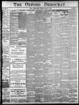 The Oxford Democrat: Vol. 85, No.9 - March 02, 1920