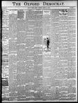 Oxford Democrat: Vol. 85, No.11- - March 16, 1920