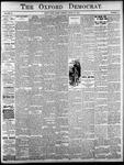 The Oxford Democrat: Vol. 85, No.13 - March 30, 1920