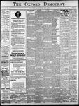 Oxford Democrat: Vol. 85, No.14 - April 06, 1920