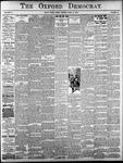 The Oxford Democrat: Vol. 85, No.15 - April 13, 1920