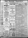 The Oxford Democrat: Vol. 85, No.17 - April 27, 1920