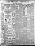 Oxford Democrat: Vol. 85, No.19 - May 11, 1920