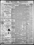 The Oxford Democrat: Vol. 85, No.23 - June 08, 1920