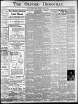The Oxford Democrat: Vol. 85, No.24 - June 15, 1920