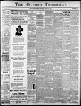 The Oxford Democrat: Vol. 85, No.25 - June 22, 1920