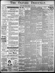 Oxford Democrat: Vol. 85, No.26 - June 29, 1920