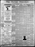 The Oxford Democrat: Vol. 85, No.28 - July 13, 1920