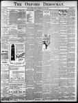 Oxford Democrat: Vol. 85, No.29 - July 20, 1920