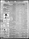 Oxford Democrat: Vol. 85, No.31 - August 03, 1920