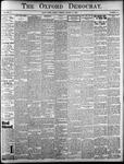 The Oxford Democrat: Vol. 85, No.35 - August 31, 1920
