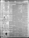 The Oxford Democrat: Vol. 85, No.40 - October 05, 1920