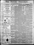 Oxford Democrat: Vol. 85, No.40 - October 05, 1920