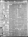 Oxford Democrat: Vol. 85, No.41 - October 12, 1920