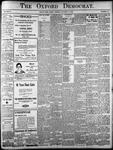 The Oxford Democrat: Vol. 85, No.42 - October 19, 1920