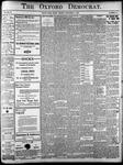 Oxford Democrat: Vol. 85, No.45 - November 09, 1920