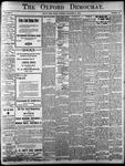 Oxford Democrat: Vol. 85, No.46 - November 16, 1920