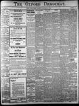 Oxford Democrat: Vol. 85, No.47 - November 23, 1920