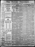Oxford Democrat: Vol. 85, No.48 - November 30, 1920