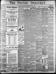 Oxford Democrat: Vol. 85, No.49 - December 07, 1920