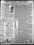 Oxford Democrat: Vol. 85, No.50 - December 14, 1920