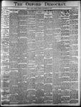 Oxford Democrat: Vol. 85, No.52 - December 28, 1920