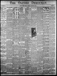Oxford Democrat: Vol. 86, No.3 - January 18,1921