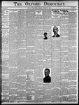 Oxford Democrat: Vol. 86, No.4 - January 25,1921