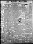 Oxford Democrat: Vol. 86, No.6 - February 08,1921
