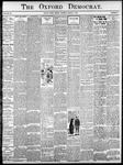 The Oxford Democrat: Vol. 86, No.9 - March 01,1921
