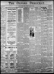 Oxford Democrat: Vol. 86, No.10- - March 08,1921