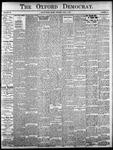 Oxford Democrat: Vol. 86, No.14 - April 05,1921