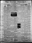 The Oxford Democrat: Vol. 86, No.15 - April 12,1921
