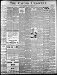 The Oxford Democrat: Vol. 86, No.16 - April 19,1921
