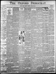 The Oxford Democrat: Vol. 86, No.17 - April 26,1921