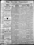 Oxford Democrat: Vol. 86, No.18 - May 03,1921