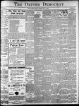 Oxford Democrat: Vol. 86, No.20 - May 17,1921